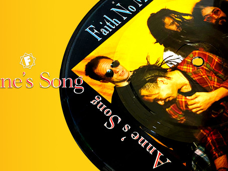 Faith No More Released 'Anne's Song' 33 Years Ago