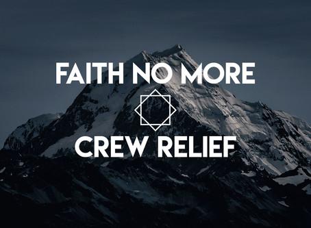 Faith No More Crew relief