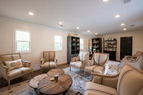 Meeting space in Villa Suites