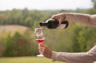 Wine from Kaya Vinyards