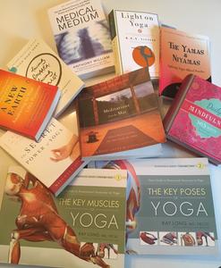 yoga-book-collection