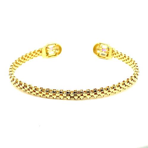 Elegant 14K Gold Bracelet