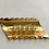 Thumbnail: 18 K Yellow Gold Cultured Pearl Brooch From Italy