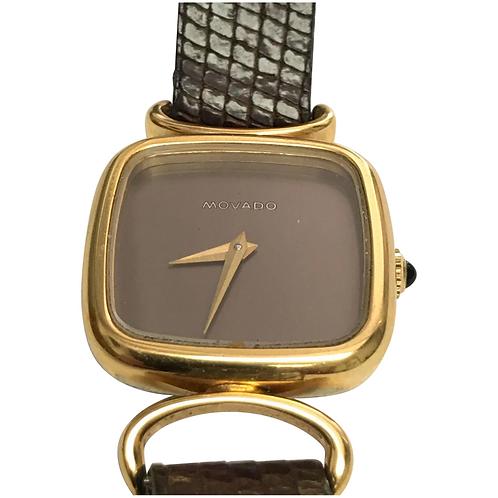 Movado Quartz Ladies Wrist Watch 20-1470-305