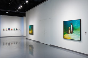 [create]ures: installation view