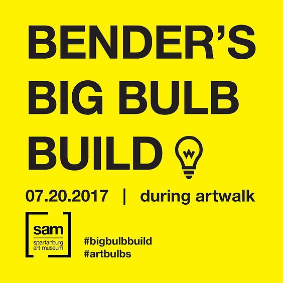 Bender's Big Bulb Build