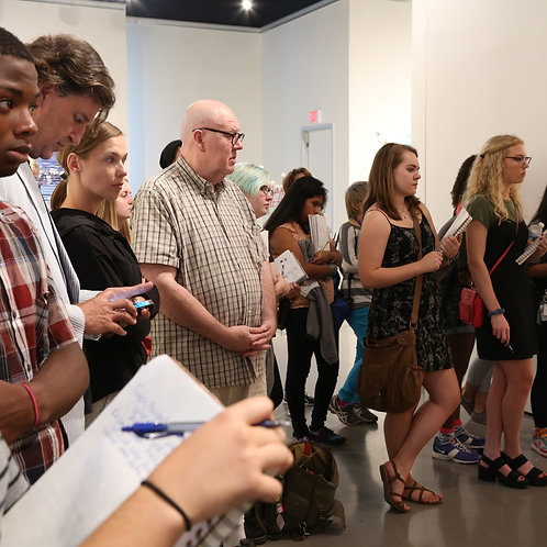 College  |  Curator-Led Tour