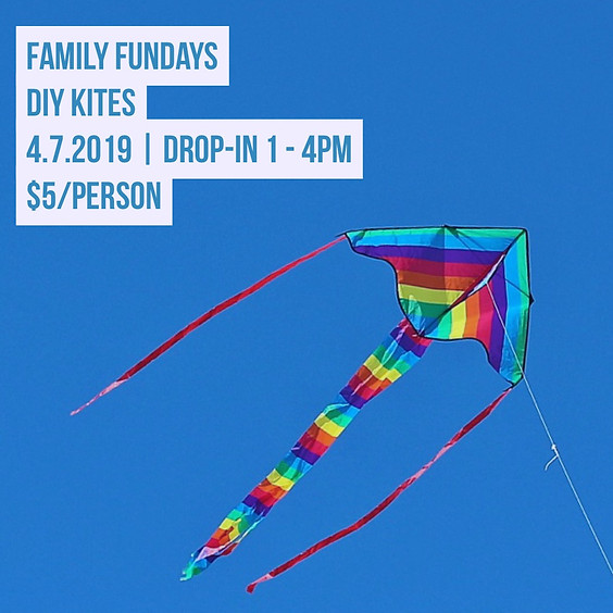 Family Fundays   DIY Kites