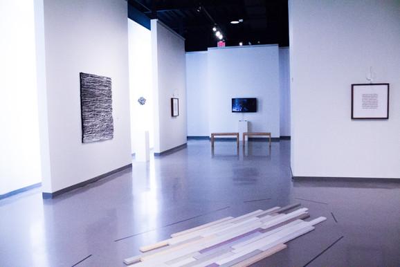 Paper Worlds - installation view