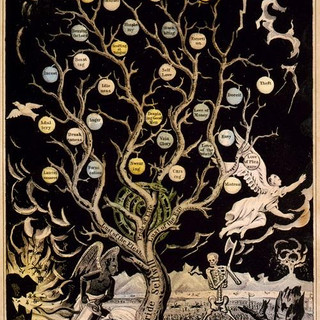 currier + ives     tree of death
