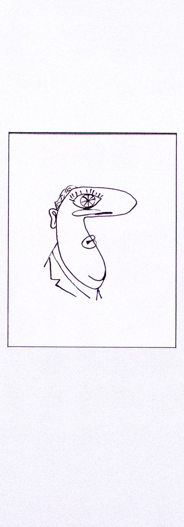Indoctrinated Man by Nora von Dorn-Ortega