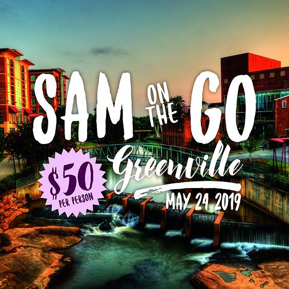 SAM on the GO: Greenville