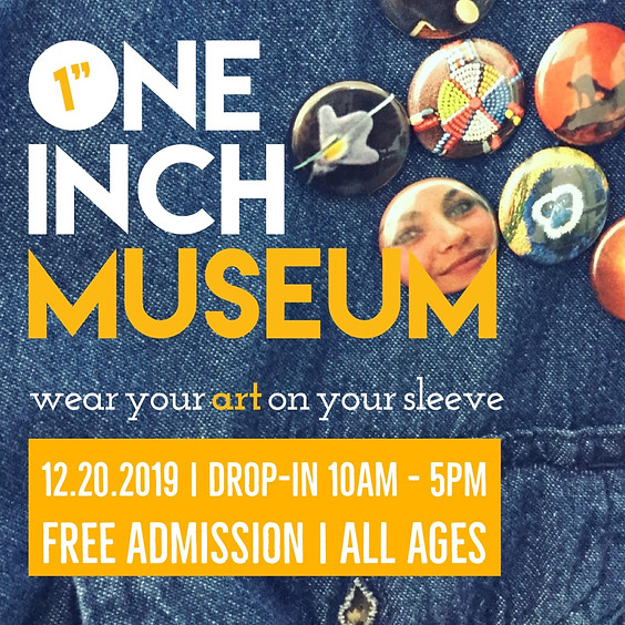 One-Inch Museum   Button Making Workshop