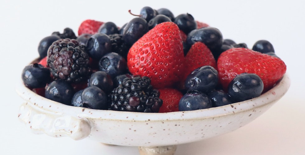 Ceramic Berry Bowl Kit
