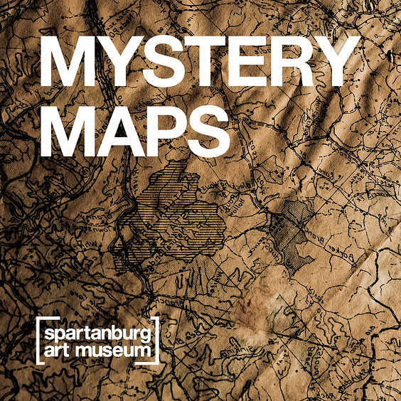Family Fundays | Mystery Maps of Invented Places