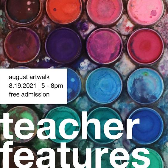 Teacher Features   Art School Instructor Demo Night