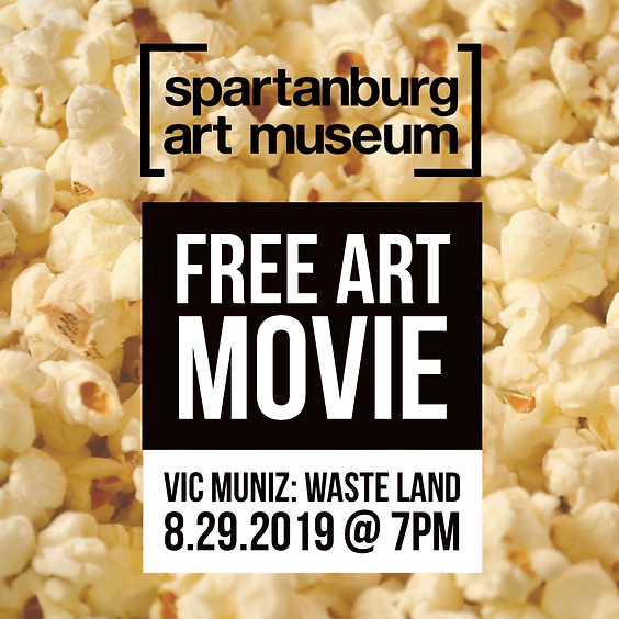 FREE ART MOVIE | Vic Muniz: Waste Land