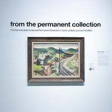 from the permanent collection
