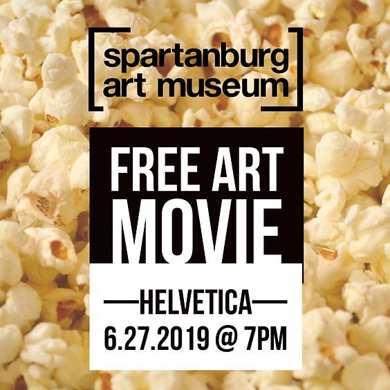 FREE ART MOVIE   Helvetica