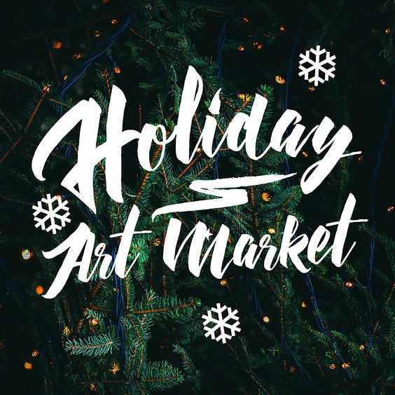 Holiday Art Market @ Ciclops Cyderi