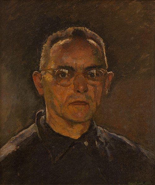 august cook  |  self-portrait