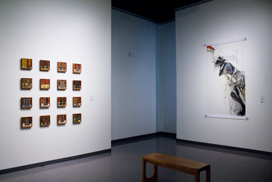 Another Body - installation view