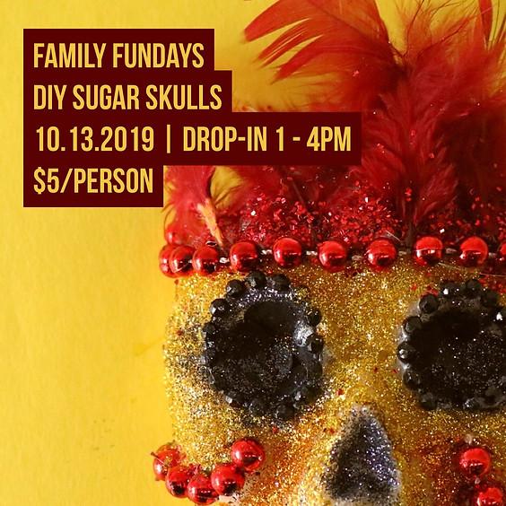 Family Fundays   DIY Sugar Skulls