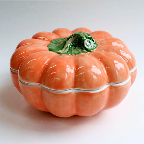 Ceramic Pumpkin Box Kit