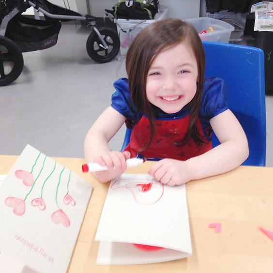 Family Fundays | DIY Valentine's Day Prints