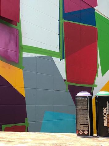Bethlehem Center Mural 2019