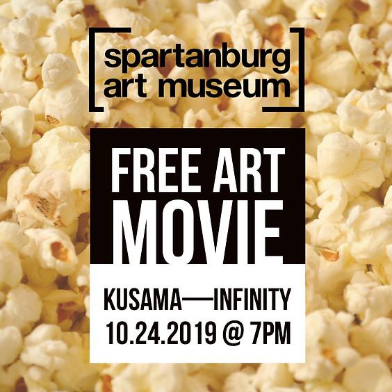 FREE ART MOVIE | Kusama - Infinity