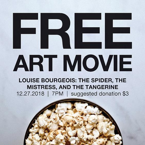 FREE Art Movie | LOUISE BOURGEOIS