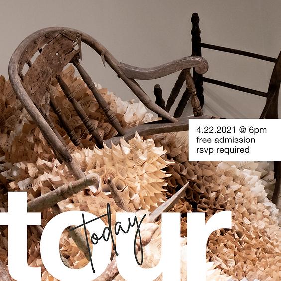 Curatorial Tour | Fiber Filled