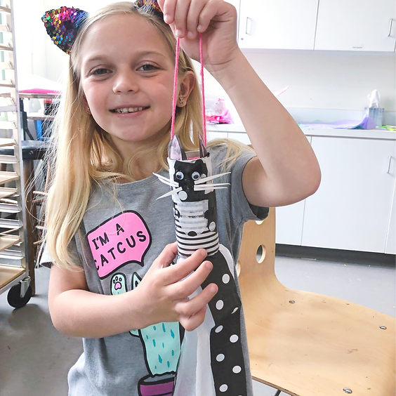 Family Fundays | DIY Kites