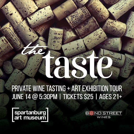 The Taste | Private Wine Tasting + Tour