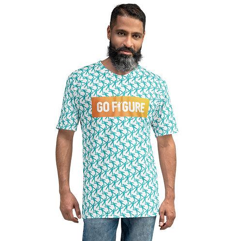 Go Figure All-Over Print T-Shirt
