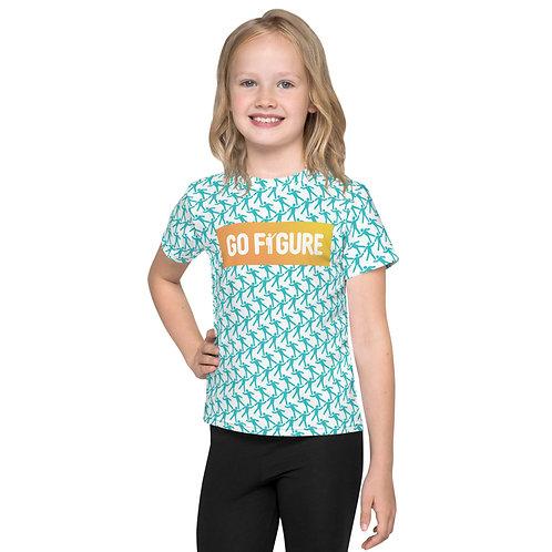 Go Figure All-Over Print T-shirt | Kids