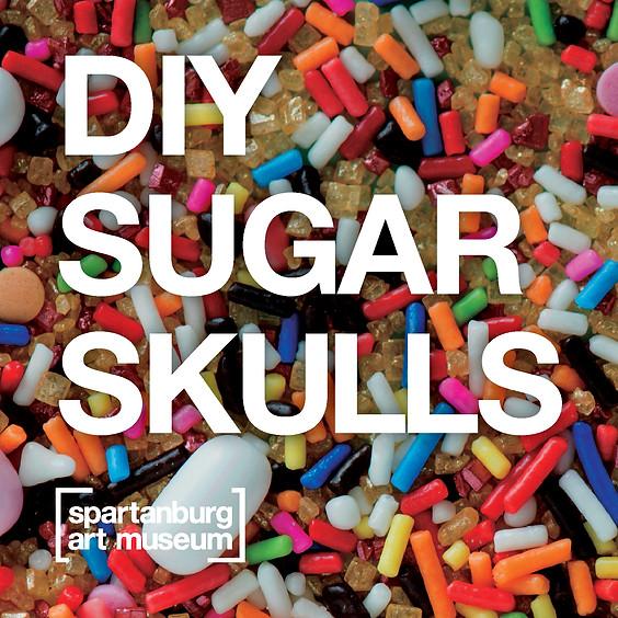 Family Fundays | DIY Sugar Skulls