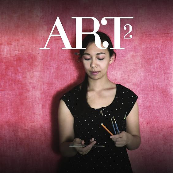 ART² | Ambrin Ling: Becoming Undone