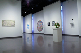 Some Abstraction Required - installation view