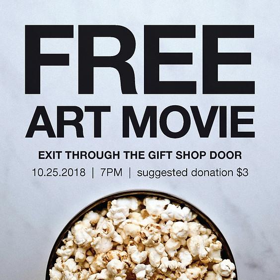 FREE Art Movie | EXIT THROUGH THE GIFT SHOP DOOR