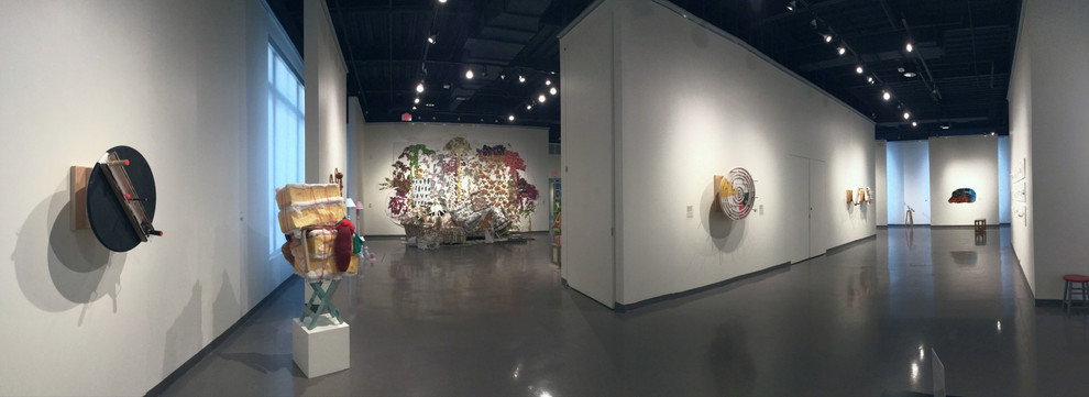 Off the Wall - installation view