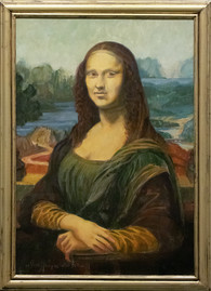 La Gioconda (The Mona Lisa)