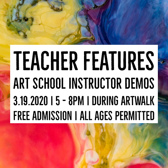 Teacher Features | March 2020