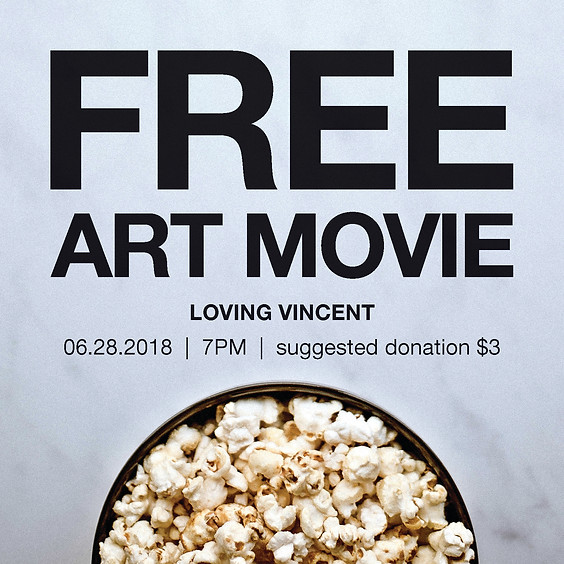 FREE Art Movie | LOVING VINCENT