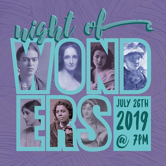 Night of Wonders 2019