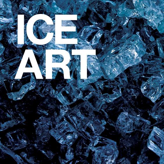 Family Fundays | Ice Art