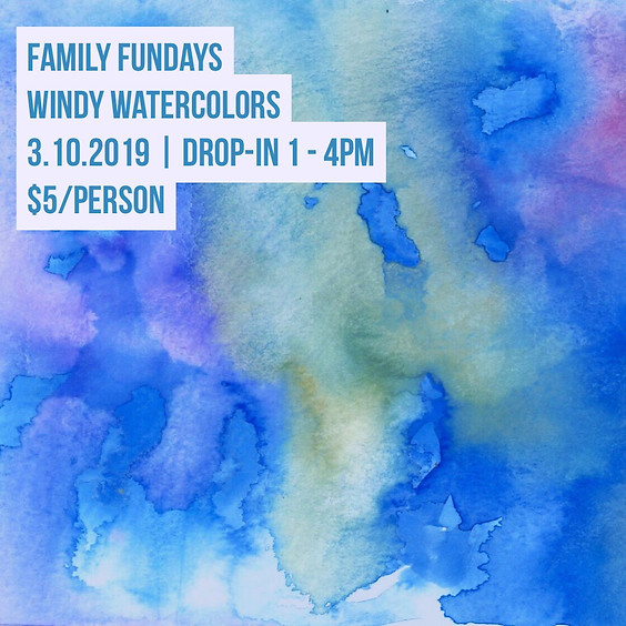 Family Fundays | Windy Watercolors