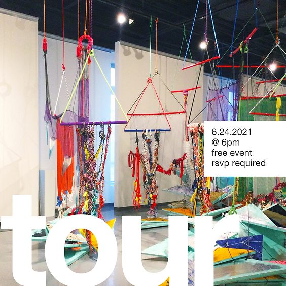 Curatorial Tour   Fiber Filled