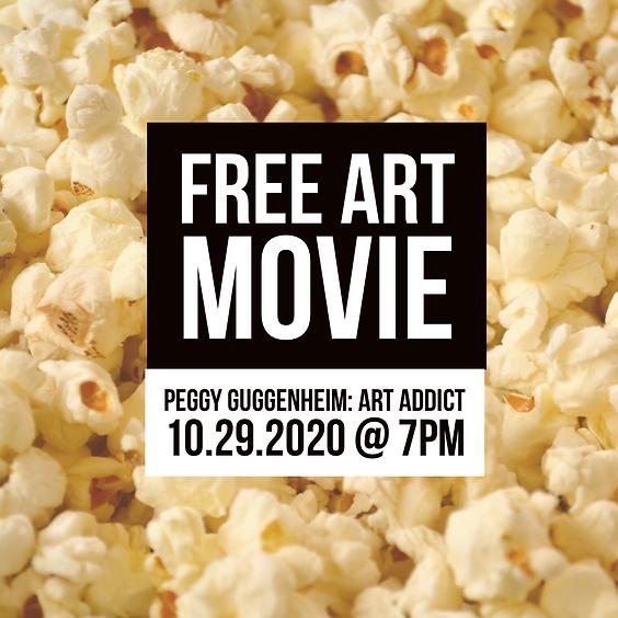 FREE ART MOVIE | Peggy Guggenheim: Art Addict